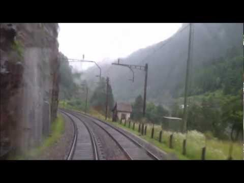 Gotthard Führerstandsmitfahrt im Ae 6/6 11402 Uri