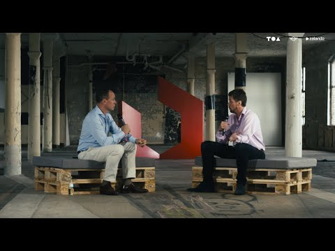 #TOA15 Interview with Christoph Keese (Executive Vice President, Axel Springer)