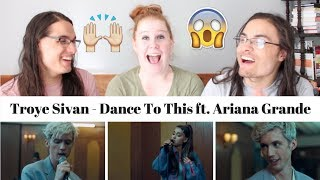 Baixar Troye Sivan - Dance To This ft. Ariana Grande I Our Reaction // TWIN WORLD