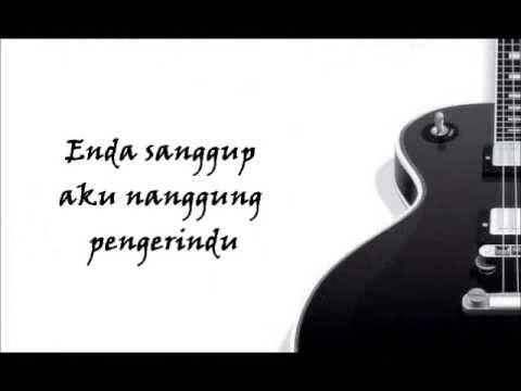 Enda Sanggup - Taju Remaong (Lirik)