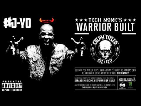 Tech N9ne ft. Celph Titled & Krizz Kaliko - PTSD / P.T.S.D. (J-Yo Remix) [AUDIO]