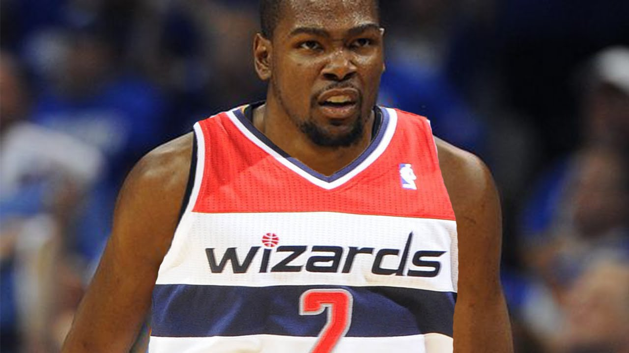 2c15dac4f3f NBA 2K14 Kevin Durant to Wizards in 2016   - YouTube