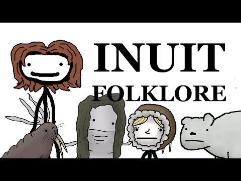 The Wild World of Inuit Folklore