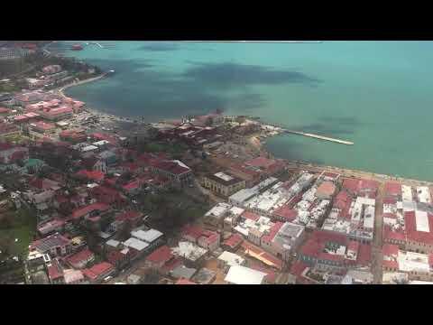 Aerial Footage of St Thomas USVI after Hurricane Irma (3)
