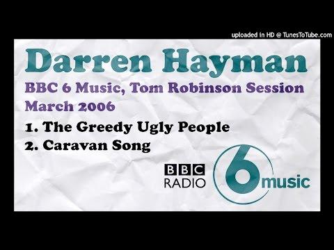 Darren Hayman  BBC 6 Music, Tom Robinson Session, March 2006 Hefner