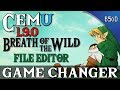Cemu 1.9.0 | Game Changing Editor | Breath of the Wild