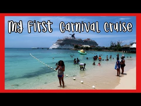 My First Carnival Cruise