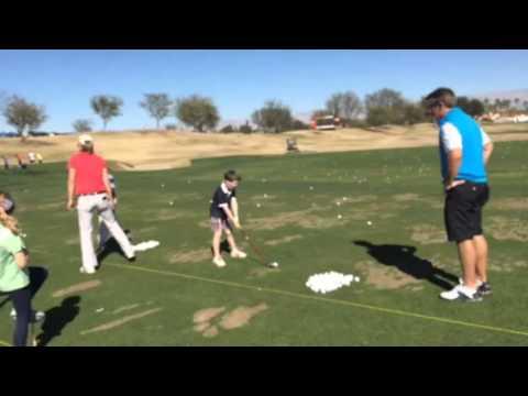 Marco p golf swing 1/2015 (age 6)