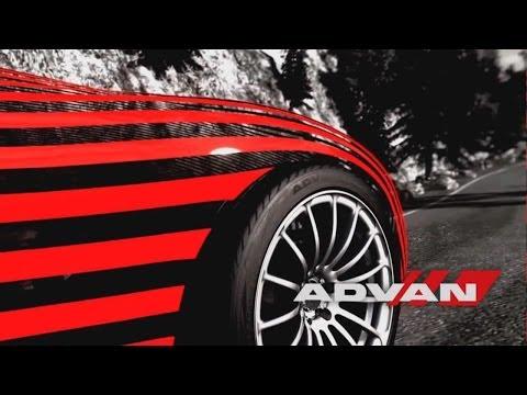 2014 Yokohama ADVAN Sport V105系列全球全新形象廣告 - 台灣站