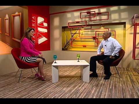 Entrevista con Rubén García Castillo en Galería VIP