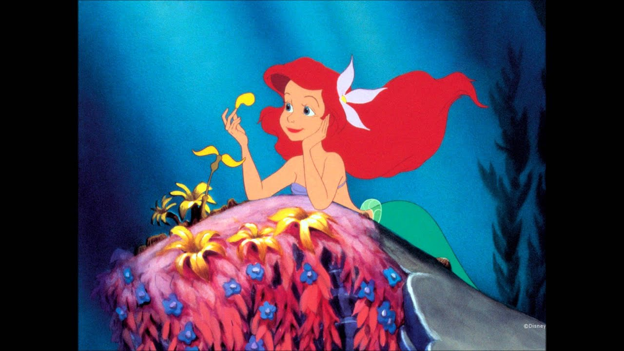 Disney The Little Mermaid ̝�어공주 Part Of Your World Youtube