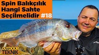 OUTDOOR TEKNIK  SPIN BALIKCILIK BOLUMM 18