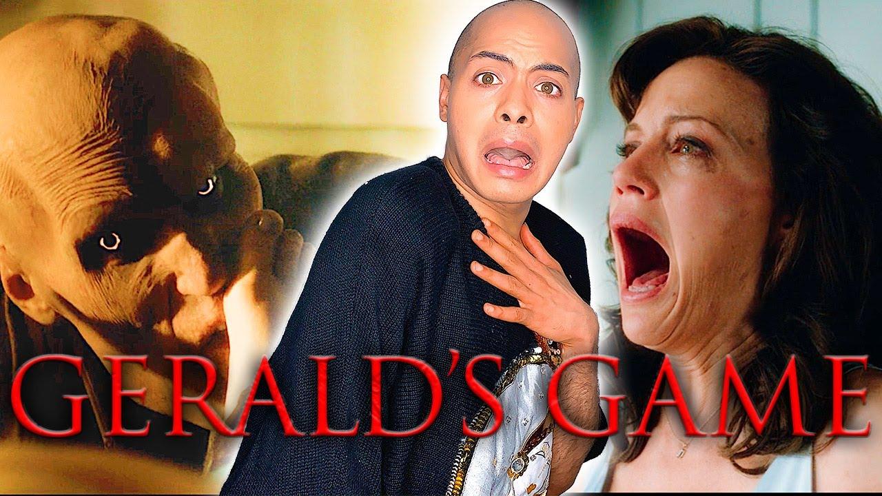 Download GERALD'S GAME BROKE ME (REACTION)✋