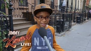 LA vs NY Kids – Who's Smarter? thumbnail