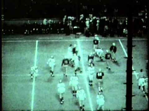University of Idaho vs. University of Arizona (Football), 11/17/1951