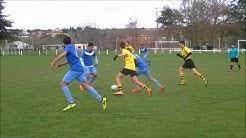 U17 Cintegabelle JS contre Tls Rangueil FC
