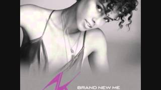 Brand New Me by Alicia Keys (Karaoke/Instrumental) [LOWER PITCH]