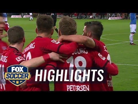 SC Freiburg vs. FSV Mainz 05 | 2017-18 Bundesliga Highlights