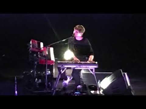 James Blake - Black Lung (w/Videotape at end)