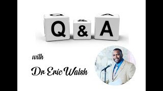 Dr Eric Walsh - Racism, Social Justice and the Church (Q & A)