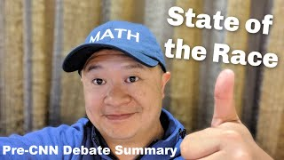 State of the #Yang2020 Race: Polls, Social, Google, and Press Coverage pre-CNN debate.