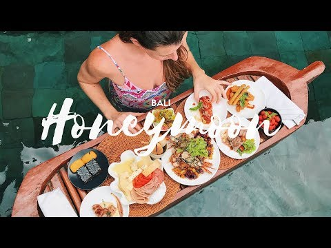 COME ON HONEYMOON WITH US! | BALI