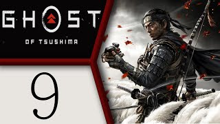 Ghost of Tsushima playthrough pt9 - Hot Springs Bonanza and Base Takeover Marathon