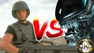 Starship Troopers vs Xenomorphs - Who Wins?