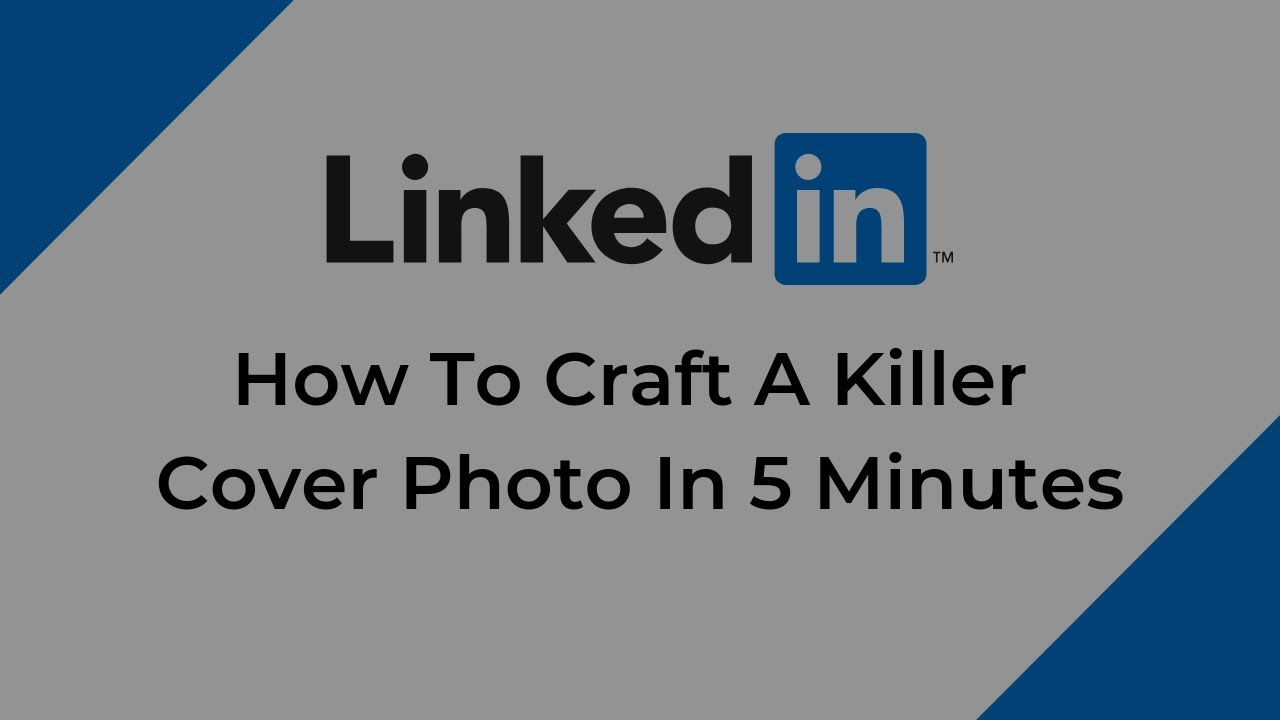 How To Craft An Amazing Linkedin Cover Photo 10 Ideas Examples