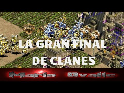 LA GRAN FINAL DEL MUNDIAL DE CLANES CON THE VIPER Y MAS AGE OF EMPIRES 2