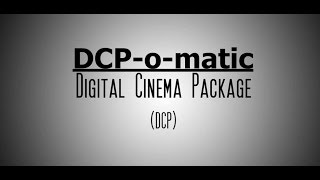 "DCP erstellen mit DCP-o-matic (Teil 2) ""Tutorial"" GAST:M1Molter (Deutsch) |HD| HighVizionTV !"