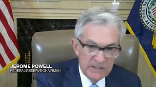Fed Chair Powell Says Long Way To Go Until Full Employment
