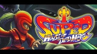 Super House of Dead Ninjas - SHoDN (PC GamePlay)