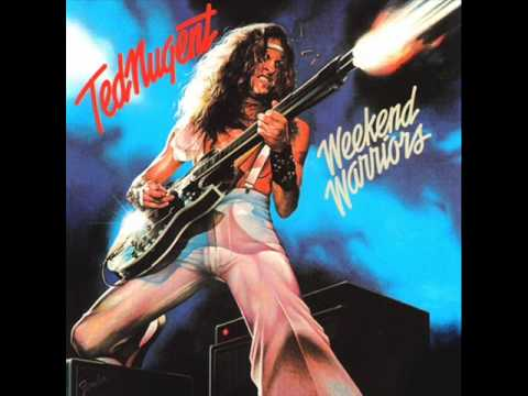 Ted Nugent - Good Friends And a Bottle of Wine