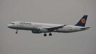 Lufthansa Airbus A321 Flight LH2067 from Hamburg to Munich / München D-AIRH