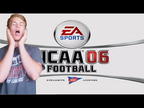 NCAA 2006 Create-A-Team Dynasty EP1: Introduction to the Gam