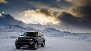 Iceland, Landrover Discovery Sport Film – Unravel Travel TV