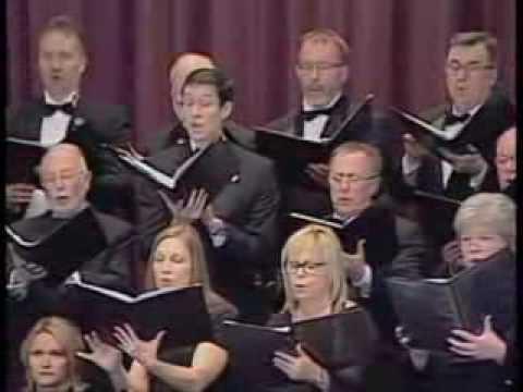"Wagner Tannhauser ""Pilgrims' Chorus"" Elmhurst Choral Union in concert"