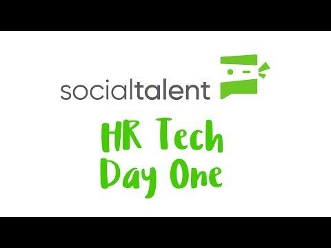 HR Tech World Amsterdam Day 1