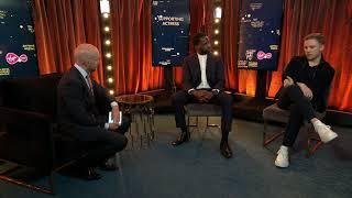 Tom Allen interviews the stars of the 2020 Virgin Media BAFTAs