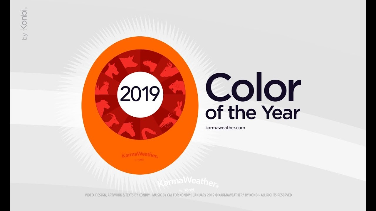 Chinese new year 2019 lucky color 2019 for all zodiac - Lucky color of the year 2019 ...