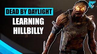 Chainsaw Monster in DBD | Dead by Daylight Hillbilly Killer Gameplay