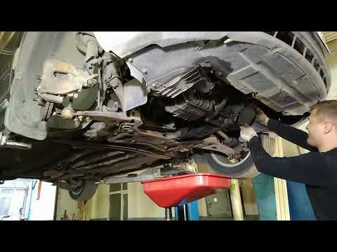 Замена подвесного подшипника форд фокус / CV Axle Boot Bearing Ford Focus