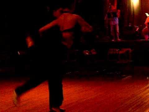 Patricia y Marcos improvisacion