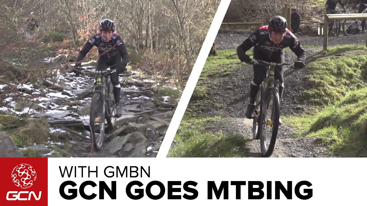 GCN Goes Mountain Biking - With The Global Mountain Bike Network ... 48a26a22c