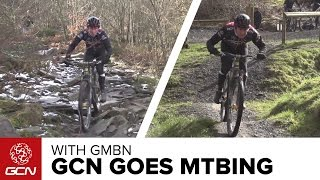 GCN Goes Mountain Biking - With The Global Mountain Bike Network