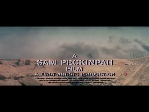 """Bloody"" Sam Peckinpah tribute"