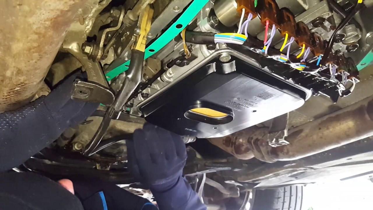 Wymiana Oleju W Automatycznej Skrzyni Bieg 243 W Bmw 740i E38