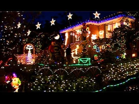 Ultimate Christmas Lights Ep 1 - Build Outdoor Display