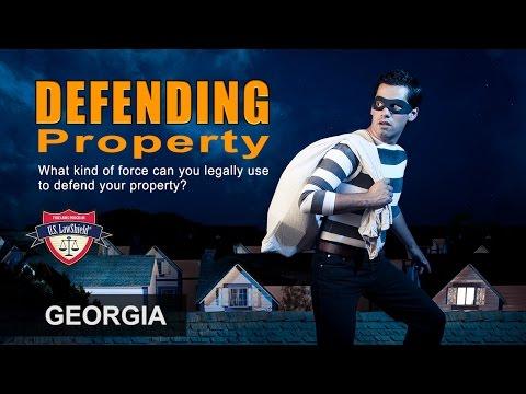 GA Defending Property